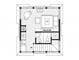 Inexpensive To Build House Plans A Tiny House Floor Plan With An Inexpensive Rectangle Shape Easy