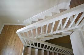 Banister On Stairs Stair Railing Ana White Woodworking Projects