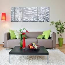 amazon com pure art willow tree of life metal wall art abstract