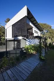 modern beach home plans allison ramsey small house plans cliffsidehouse modern beach