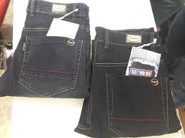 Comfort Fit Mens Jeans Basic Mens Jeans Basic Mens Jeans Manufacturer From New Delhi