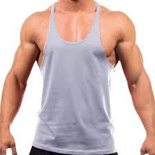 men u0026 039 s fitness sport vest singlets t shirt bodybuilding gym