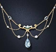 antique necklace images 14 swoon worthy vintage antique necklaces for the bride mon jpg