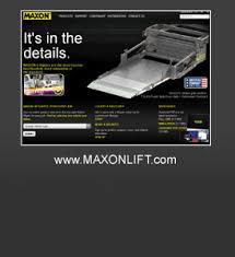 maxon lift corp uk limited