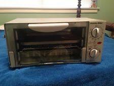 Proctor Silex Toaster Oven Reviews Proctor Silex Toaster Oven Ebay