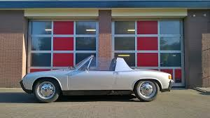 porsche 914 outlaw first drive in my porsche 914 can you see me smile