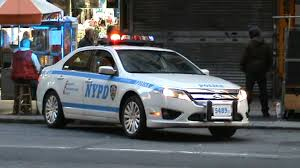 nypd ford fusion nypd ford fusion traffic stop