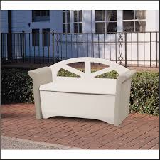 rubbermaid bench with storage fresh rubbermaid patio storage bench inspirational home decorating