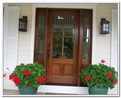 Exterior Entry Doors With Glass Wooden Front Doors With Glass Panels Doors Pinterest Wooden