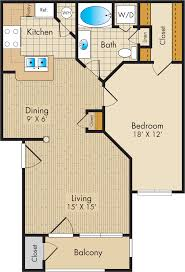 floor plans post oak park apartments c 800 sq ft