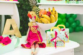 Tropical Party Themes - festa infantil u2013 tema tropical com inspiração em carmem miranda