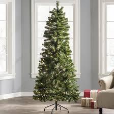 10ft christmas tree pre lit christmas trees you ll wayfair