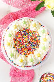 homemade scratch funfetti birthday cake recipe 2 10