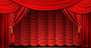 Church Curtains Blind Stagee