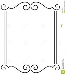Halloween Page Borders by Simple Frame Designs Decorative Frame 2218477 Jpg 1148 1300