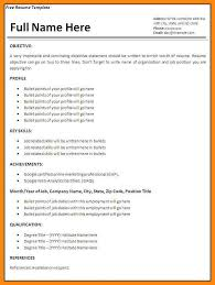 cna resume templates resume templates word 2007 10 cna resume