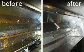 restaurant kitchen exhaust fans hood cleaning service firepro bend