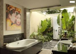 Best Balinese Bathroom Ideas Images On Pinterest Bathroom - Resort bathroom design