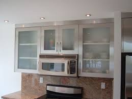Kitchen Cabinet Doors Designs Kitchen Amazing Best 25 Stainless Steel Cabinets Ideas On
