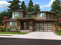 prairie style home plans prairie house plans house plans