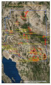 Arizona Blm Map by 1 Map Of All Arizona Ibas Arizona Important Bird Areas Program