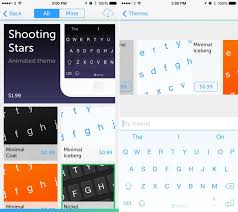 iphone themes that change everything new theme store coming soon to swiftkey keyboard for ios mac rumors