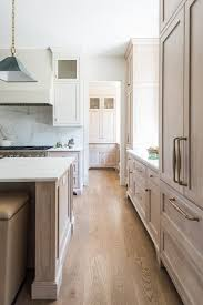 oak kitchen cabinet finishes rising white oak kitchens bandd design