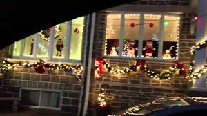 christmas lights in south philly youtube