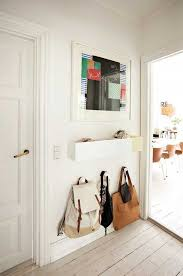 entryway ideas for small spaces slim storage landing pad to keep behind door mudroom laundry