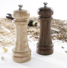 Free Wood Lathe Project Plans by Salt And Pepper Mills Woodworking Plan From Wood Magazine