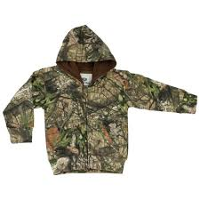 Mossy Oak Duck Blind Camo Clothing Children U0027s Hunting Apparel