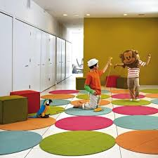 Carpet Tile Popular Kids Rooms - Flooring for kids room