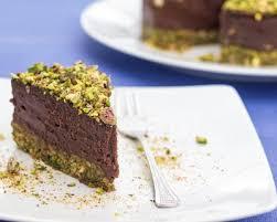 recette cuisine gateau chocolat recette gâteau chocolat pistaches et avocat facile rapide