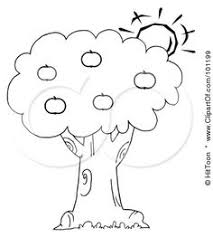 apple tree coloring pages your title goes here apples pinterest apple tree file