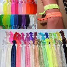 no crease hair ties aliexpress buy 300pcs lot elastic hair ties no crease