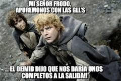 Frodo Meme - tag sam on memegen