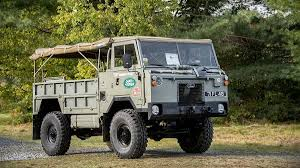 land rover forward control british invasion draws out hundreds of proper motorcars autoweek