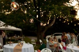 Outdoor Home Lighting Outdoor Wedding Lighting Ideas United With Love