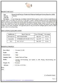a perfect resume example how to make a perfect resume example