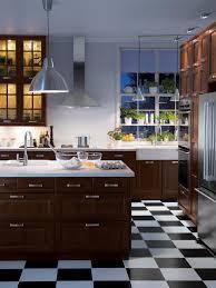 White Kitchen Cabinets Dark Wood Floors Dark Wood Floor Cabinet Kitchen Childcarepartnerships Org