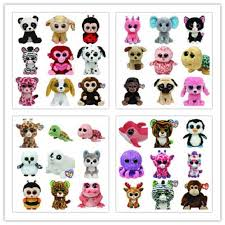 brand ty beanie boos soft plush toys collection 2015