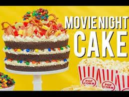 how to make a movie night cake root beer chocolate cake vanilla