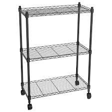 amazon com homdox 3 tire heavy duty shelves storage organizer