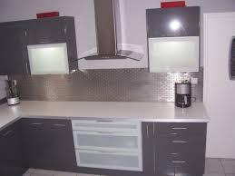 cuisine gris laqué cuisine indogate moderne grise inspirations avec ikea équipée gris