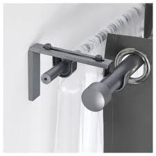 Ikea Curtain Rods Curtain Rod Bracket Holder Excellent Betydlig White Ikea 0409223