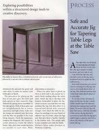 simple side table plans u2022 woodarchivist