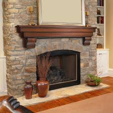 pearl mantels auburn traditional fireplace mantel shelf hayneedle