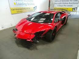 salvage lamborghini aventador for sale hypercars io on auction lamborghini aventador sv