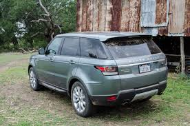 land rover ranch 2014 range rover sport supercharged first drive motor review