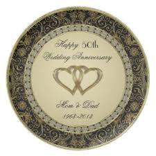 anniversary plates custom wedding anniversary plates